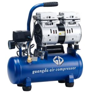 9L 480W Oil Free Air Compressor (GDG09) pictures & photos