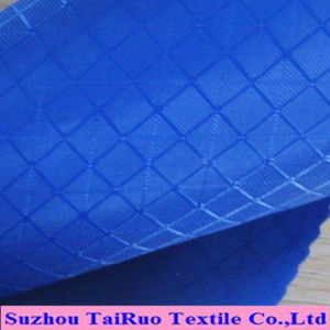 PVC Coated Oxford Polyester for Tent Fabric pictures & photos