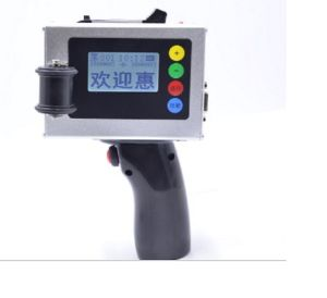 Hot Sale S100 Industrial Handheld Inkjet Expiry Date Coder pictures & photos
