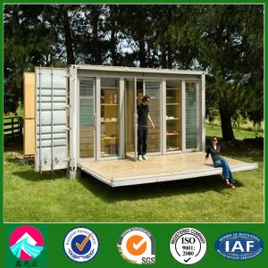Modified Container House with Lifting Window (XGZ-PCH 029) pictures & photos