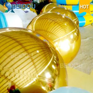 Customized Event Wedding Decorative Inflatable Mirror Disco Balls Inflatable Mirror Ball pictures & photos