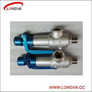 A28W Stainless Steel Full Lift Spring-Loaded Safety Relief Valve pictures & photos