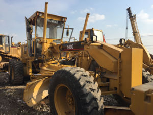 Offer Caterpillar 140g Used Motor Grader pictures & photos