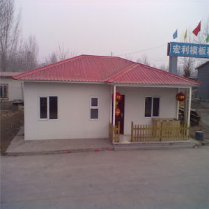 Commercial ISO Light Steel Structure Prefabricated House pictures & photos