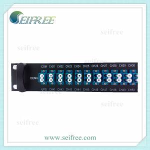 40 Channels Fiber Optic Demux DWDM Multiplexer pictures & photos