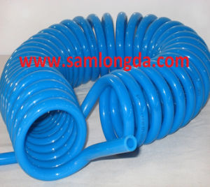 Pneumatic Coil Hose / PU Coil Tube / Pneumatic Tube pictures & photos