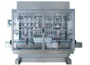 Automatic Filling Machine Viscous Shampoo pictures & photos