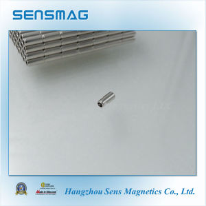 Professional Permanent Neodymium Ring Motor Magnet with RoHS pictures & photos