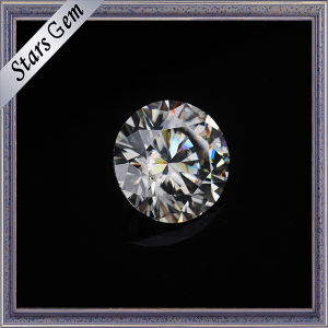 Factory Wholesale Competitive Price Synthetic Moissanite Diamond pictures & photos