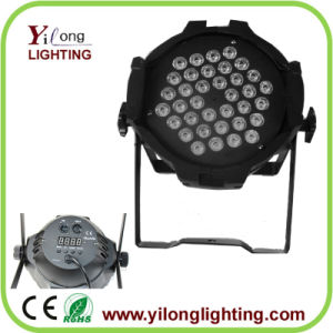 Professional Dimming Aluminum 36X3w RGB Wash LED PAR Light