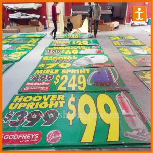 Custom Full Color Printed Vinyl Banner for Advertising pictures & photos