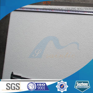 Acoustic Attractive Delicate Mineral Fiber Panels (ISO, SGS certificated) pictures & photos