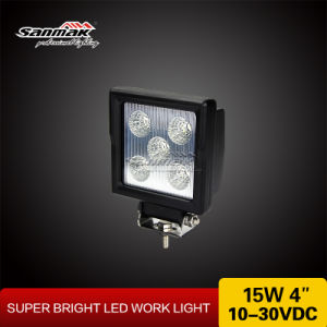 "4"" 15W CREE ATV Automotive LED Work Light pictures & photos"
