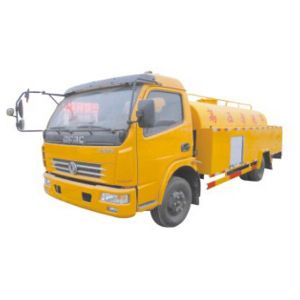6X4 High-Pressure Road Cleaning Tank Truck pictures & photos