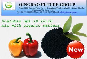 NPK Plus Organic Nutrients Granular Fertilizer pictures & photos