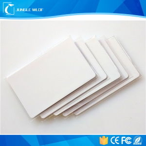 Nfc Topaz512 Blank PVC ID Card with Chip pictures & photos