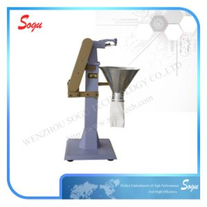 Xs0401 Shoe Stitching and Edge Cutting Machine pictures & photos