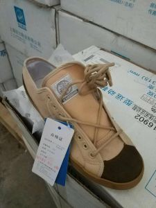 China Branded Mixed Shoes-250000pairs pictures & photos