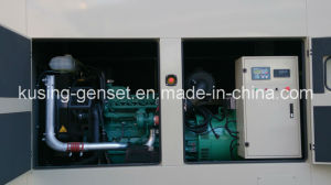 75kVA-687.5kVA Power Diesel Silent Soundproof Generator Set with Vovol Engine (VK33300) pictures & photos