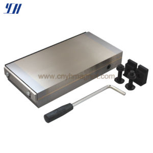 Manual Rectangle Permanent Magnetic Chuck pictures & photos