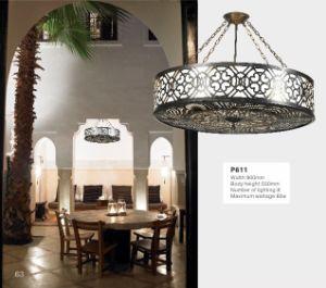 Good Quality Brass Hotel Pendant Lighting (KAP611) pictures & photos