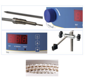 2000ml Electric Digital LCD Magnetic Stirring Heating Mantle 100-2400W-Alisa pictures & photos