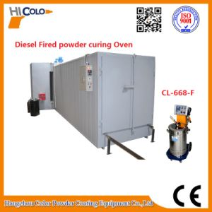 Diesel Fired Powder Curing Oven pictures & photos