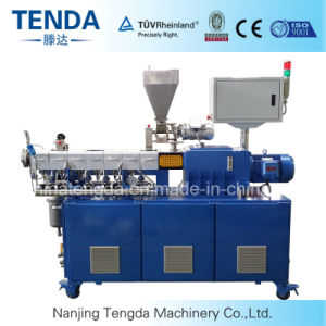 Tsh-20 Mini Lab Twin Screw Extruder pictures & photos