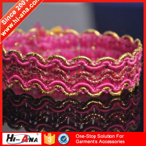 Over 9000 Designs Various Colors Trimming Lace pictures & photos