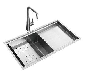 Handmade Stainless Steel Sink Kitchen Sink