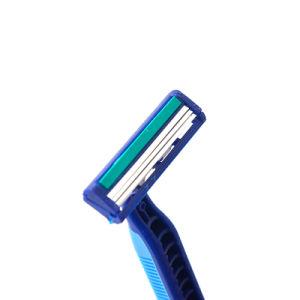 Poly Bag 5PCS or 10PCS Triple Blade Disposable Shaver Razor (PB-04) pictures & photos