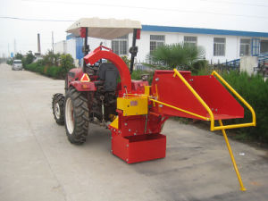 The Pto Wood Chipper Shredder Machinery