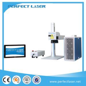 Pedb-100 Mini Portable Fiber Laser Marking Machine for Metal pictures & photos