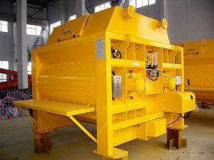 Concrete Mixing Machine Js1000 Concrete Mixer with 1 M3/H Capacity pictures & photos