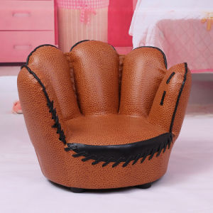 PVC Leather Baseball Kids Upholster Chair (SXBB-319) pictures & photos