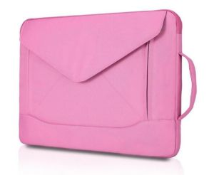 Pink Envelope Design Laptop Sleeve Case Sh-16042631 pictures & photos