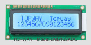 16X2 Character Alphanumeric LCD Display (LMB162 serials) pictures & photos