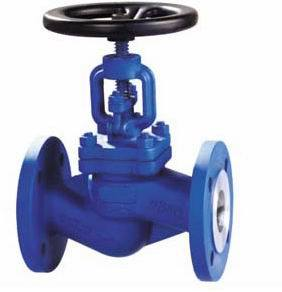 Cast Steel Flanged End Globe Valve pictures & photos