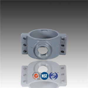 PVC Saddles Clamp Pipe Fittings Pn10 pictures & photos