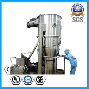 Granule and Powder Fluid Bed Dryer pictures & photos