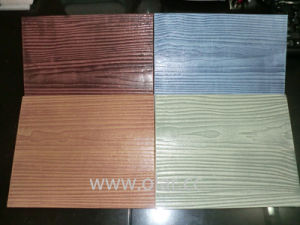 Fiber Cement Board Building Material Siding Panel pictures & photos