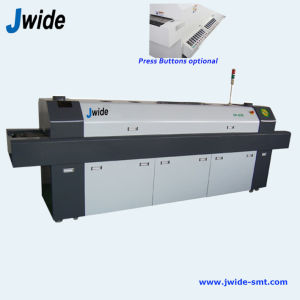 Jw Series New Reflow Ovens From 5 Zones to 12 Zones pictures & photos