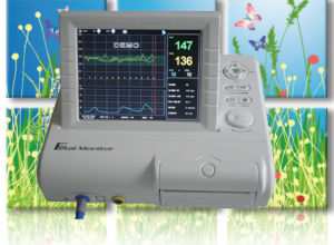 Hot-Selling 8.4-Inch Color LCD Fetal Monitor (RFM-300A) -Fanny pictures & photos