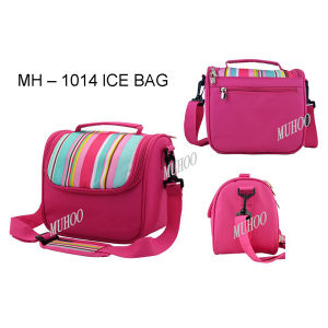 Fashion Insulated Cooler Lunch Picnic Ice Bag (MH - 1014) pictures & photos