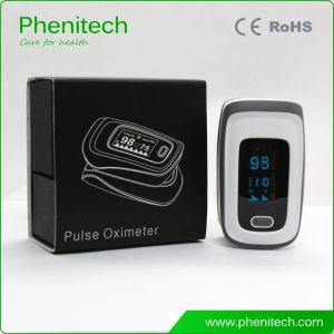 Wireless Bluetooth Pulse Oximeter with FDA Support for Ios Android