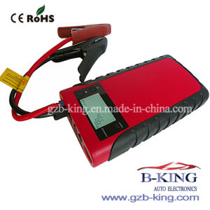 12V 15000mAh Multi-Functional Portable Car Jump Starter pictures & photos