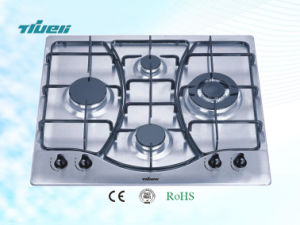 Hot Sale Built-in Stainless Steel Gas Stove/Trs4-602