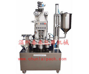 Easy Operate Coffee Automatic Filling and Sealing Machine (KIS900) pictures & photos