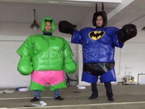 Giant Sumo Suits with Helmets Chsp494 pictures & photos