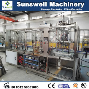Linear Large Bottled Water Filling Machine pictures & photos